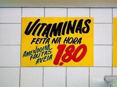 Expresh Letters Blog: Vita Minas ... #photography #typography