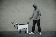 You are not Banksy – Fubiz™ #nick #you #banksy #photograph #not #stern #are