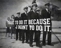 Do It #vintage #quote #pilot #amelia earhart #vince smigiel
