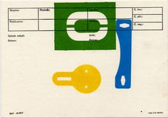 Karel Martens Letterpress. « Present #colour