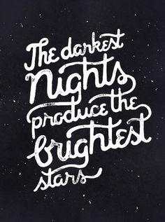 Darkest Nights by WEAREYAWN