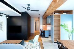 Family Dwelling in Tel Aviv -  #decor, #interior, #home