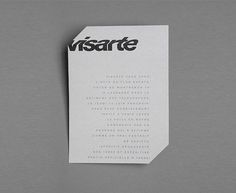 Visarte #design #geometry #typography