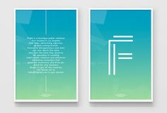 Flight by DIA #poster #graphic #design #print
