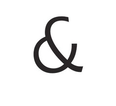 "An ampersand (or epershand; ""&"") is a logogram representing the conjunction word ""and"" — this symbol is a ligature of the letters et, Latin for ""and"" - but does it float"
