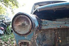 IG066 #headlamp #car #broken