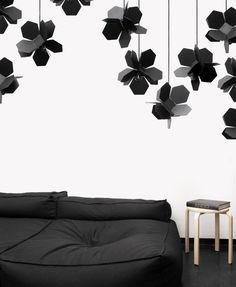 "Pendant Lamp ""Mess"" by Vasiliy Butenko"
