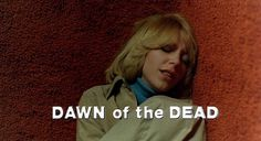 MIW_Dawn of the Dead 102.7 | Flickr - Photo Sharing! #film #stills #typography