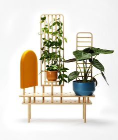 Multifunctional Furniture Influenced by Green Lifestyle - InteriorZine