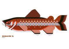 FFFFOUND! | Sage | Mint Design #design #mint #trout