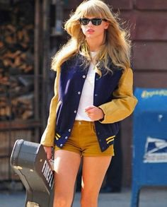 Taylor Swift Varsity Jacket | Top Celebs Jackets