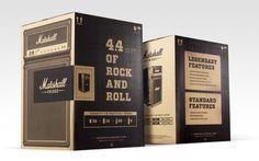 Marshall Fridge #packaging #product #design