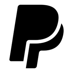 See more icon inspiration related to paypal, brand, social media, brands and logotypes, logotype, logo and social network on Flaticon.
