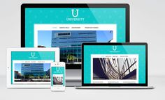 University : Free Responsive Education WordPress theme