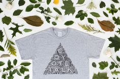 Coyote Talk Shirt #detail #photo #music #complex #shirt #illustration #foliage #organized
