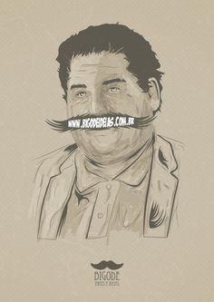 Piccsy :: Moustache! #agency #modern #site #design #retro #graphic #moustache