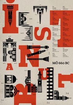 Istanbul type design2.jpeg (600×864) #type