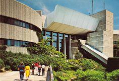 ontario science center, architecture