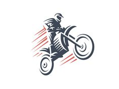 #illustration #motorcycle #simple