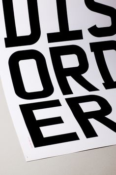 SI Exclusive: Print-Process × Build | September Industry #design #graphic #quality #typography