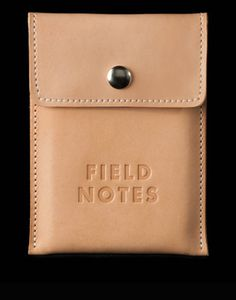 Field Notes Pony Express Leather Pouch #notes #field #case #leather