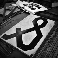 Vormplatform #and #poster #typography