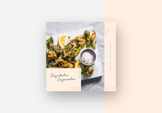 Fondly Corporate Design - Mindsparkle Mag Beautiful identity created for Fondly, a catering service, by Andrés Domínguez in Mexico. #identity #branding #design #color #photography #graphic #design #gallery #blog #project #mindsparkle #mag #beautiful #portfolio #designer