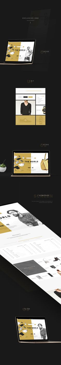 Exclusive One on Behance