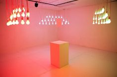Alex Goedhart #bulbs #rgb #light #room