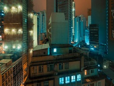Hong Kong - The Tiny House Project: Urban Photography by Nikolaus Gruenwald