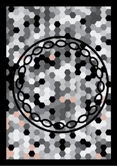 O N P R I N T #chain #print #design #danish