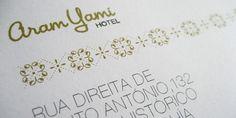Aram Yami Hotel · Brand Identity & Website on the Behance Network