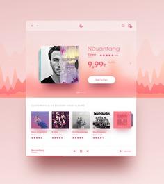 Music Store by Sebastian Stapelfeldt