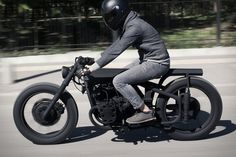Image of Bandit9 Nero MKII Motorcycle #simple #black #motorcycle #clean