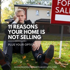 Top Reasons Your House Is Not Selling