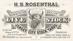 tradecard_2.png 654×374 pixels #retro #advertising #illustration #vintage #typography