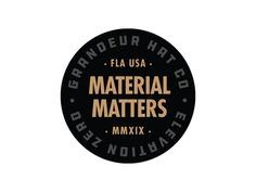 Grandeur - Material Matters