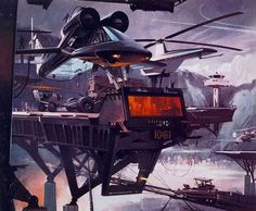 c3dc80f6f6e085a462890c82aa63582a.jpg (736×606) #fi #sci #space #spaceship #future