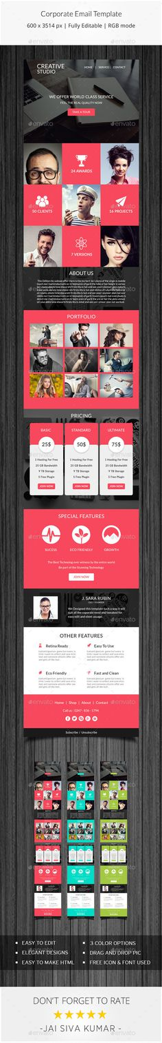web Stuff to upload 01 on Behance