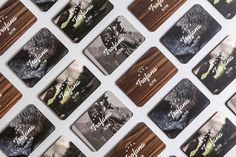 Trofana Alpin by Bureau Rabensteiner via www.mr cup.com #design #identity #branding