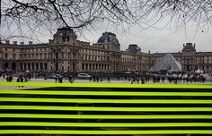 Colorful Street Art Installations by Maser-9 #installation #maser #art #street #colour