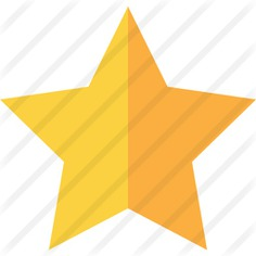 See more icon inspiration related to star, ui, shapes and symbols, wishlist, favourite, rate, interface, shapes, signs and favorite on Flaticon.