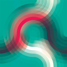 #geometry #color #warm and cool #palette