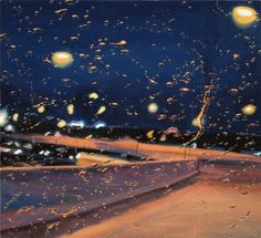 Gregory Thielker Paintings – Fubiz™ #photo #liquid