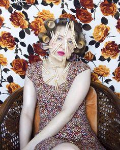 Fine Art Self Portraits by Allison Morris
