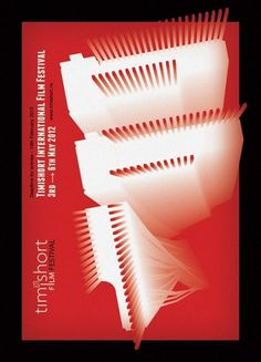 Timishorts Film Festival'12 - Ștefan Lucuț — senior graphic designer #design #graphic #poster