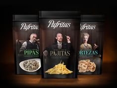 Savoury crisps have become a highly-sought after appetizer option and it's time to recognize their dignified status as such. By Grantipo