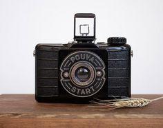 Typography / #vintage camera
