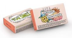 Graphic-ExchanGE - a selection of graphic projects #packaging #soap #design
