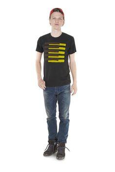Love the hand drawn style #fashion #tshirt #apparel